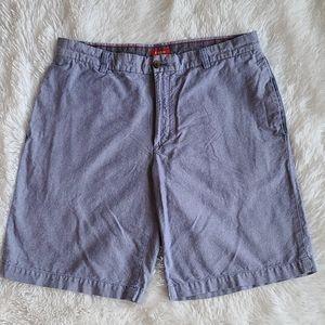 Izod | light denim Chino shorts | Sz 34